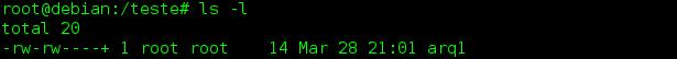 ACL e comandos getfacl e setfacl no Linux