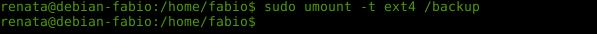 arquivo de sudoers no Linux