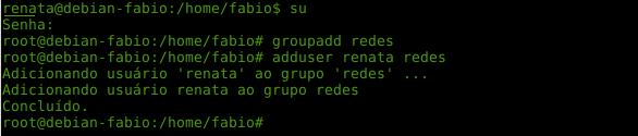 permissões de acesso no linux com sudo e sudoers