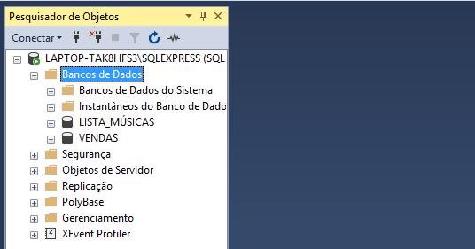 como realizar backup com SQL Server