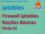 Noções básicas do firewall iptables