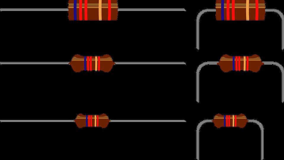 Ícones de Resistores