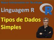 Tipos de Dados em Linguagem R