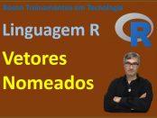 Vetores nomeados em linguagem R