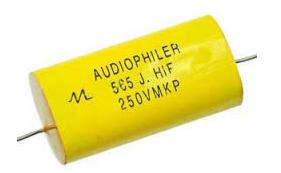 Capacitor de Polipropileno
