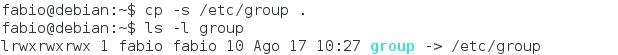 Copiar arquivos com o comando cp no Linux