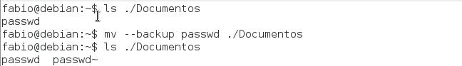 Como mover arquivos no Linux com o comando mv