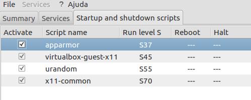 como usar o pacote bum no linux debian