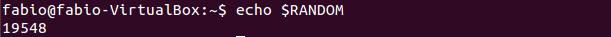 Números aleatórios com $RANDOM no Linux