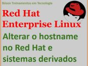 Alterar hostname no Red Hat Enterprise Linux