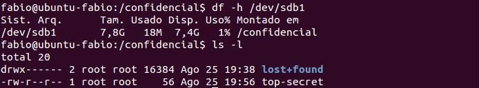 Comando dd no Linux 01