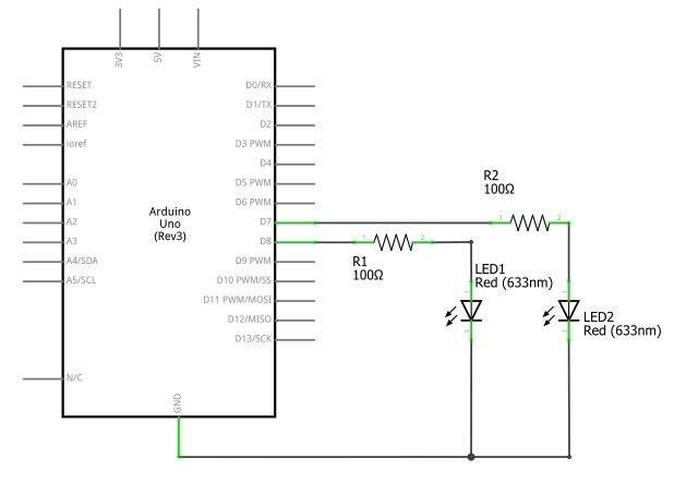 Condicional if else Arduino