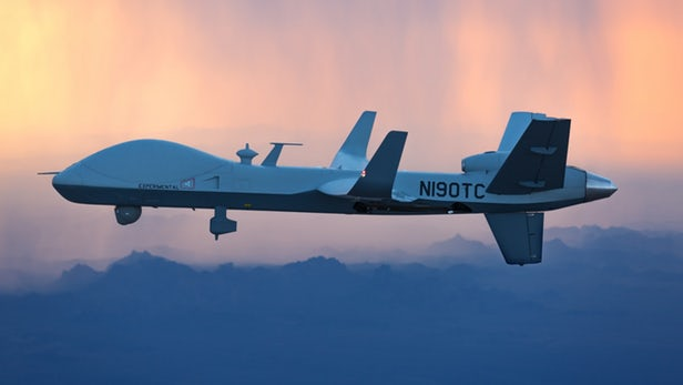 UAV SkyGuardian
