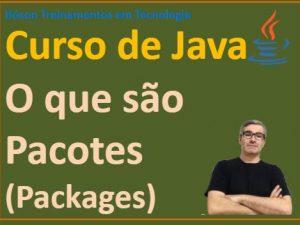 O que são pacotes em Java