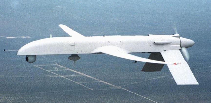 General Atomic GNAT 750