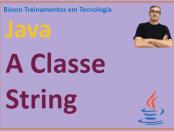 Classe String em Java