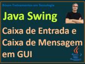 Caixa de entrada e caixa de mensagem com Java Swing