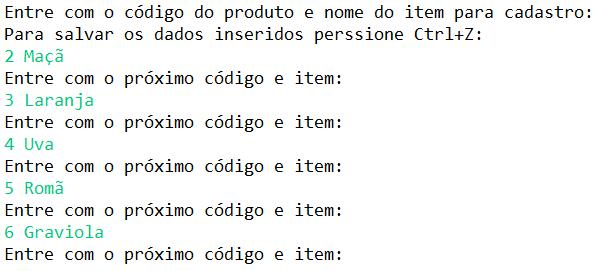 Criar arquivo de texto com Java
