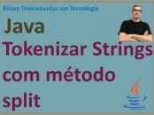 Como tokenizar strings com o método split em Java