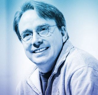 Linus Torvalds - Git