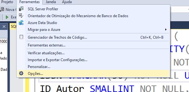 números de linhas no SQl server