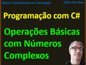 Introdução aos números complexos em C#