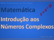 Introdução aos números complexos em matemática