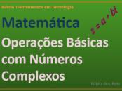 Operações Básicas com números complexos