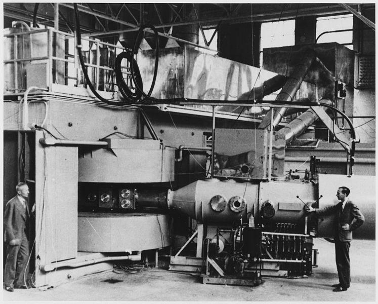 Cyclotron de 60 polegadas em Berkeley
