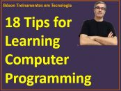 18 Tips for Learning Computer Programming