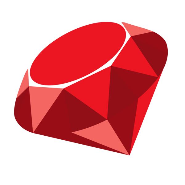 Símbolo da linguagem Ruby