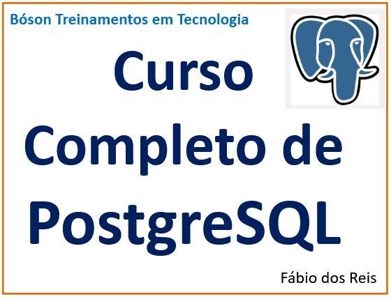 Curso Completo de Bancos de Dados com PostgreSQL