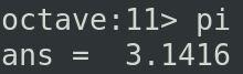 Exemplo 02 de cálculo com o GNU Octave