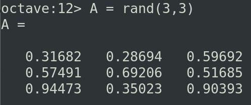 Exemplo 03 de cálculo com o GNU Octave