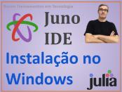 IDE Juno para desenvolvimento em Julia