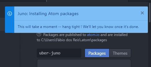 Instalar IDE Juno para Julia