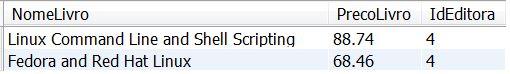 Subconsulta SQL com MySQL
