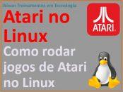 Como jogar Atari no Linux