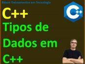 Tipos de dados comuns em C++