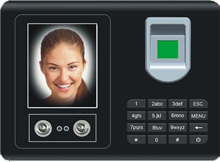 Reconhecimento facial em biometria